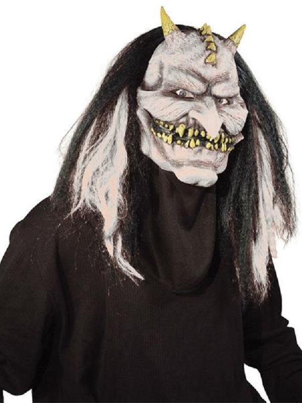 Adult El Diablo Mask 5031230 Fancy Dress Ball
