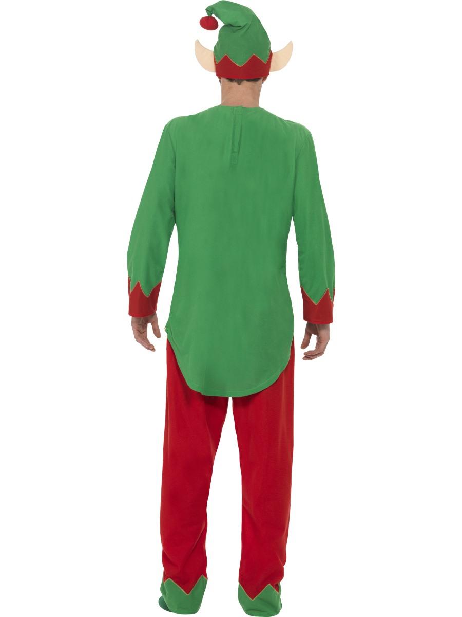 Adult Elf Fancy Dress 76