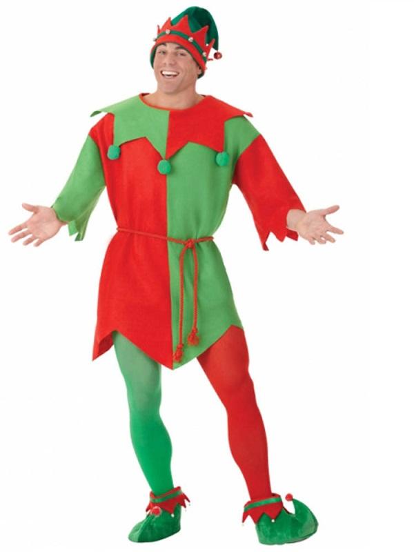 Adult Elf Tunic Costume  sc 1 st  Fancy Dress Ball & Adult Elf Tunic Costume - 996123 - Fancy Dress Ball