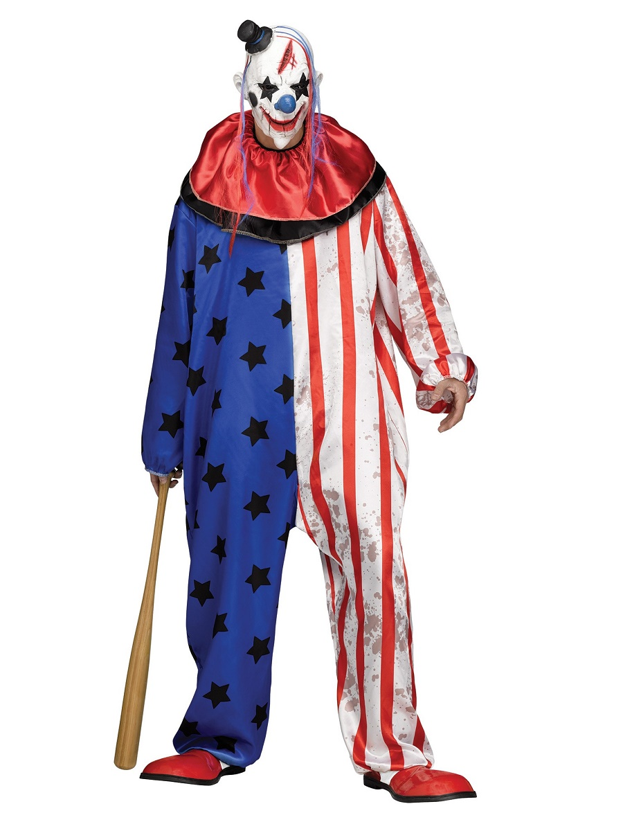 adult evil clown costume 132014 fancy dress ball