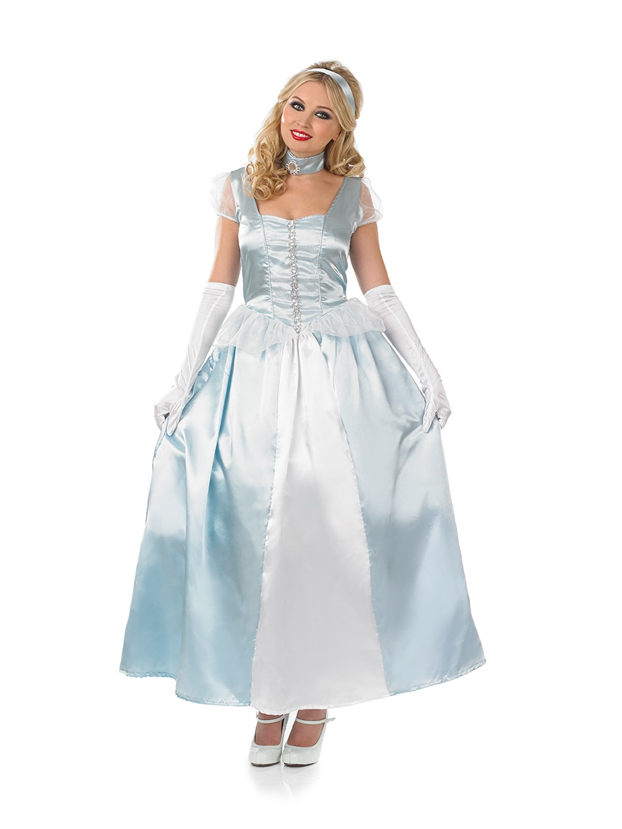 Adult Fairy Tale Princess Costume. Adult Fairy Tale Princess Costume  sc 1 st  Fancy Dress Ball & Adult Fairy Tale Princess Costume - FS3904 - Fancy Dress Ball
