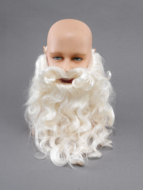 Adult Father Christmas Beard Mb081 Fancy Dress Ball
