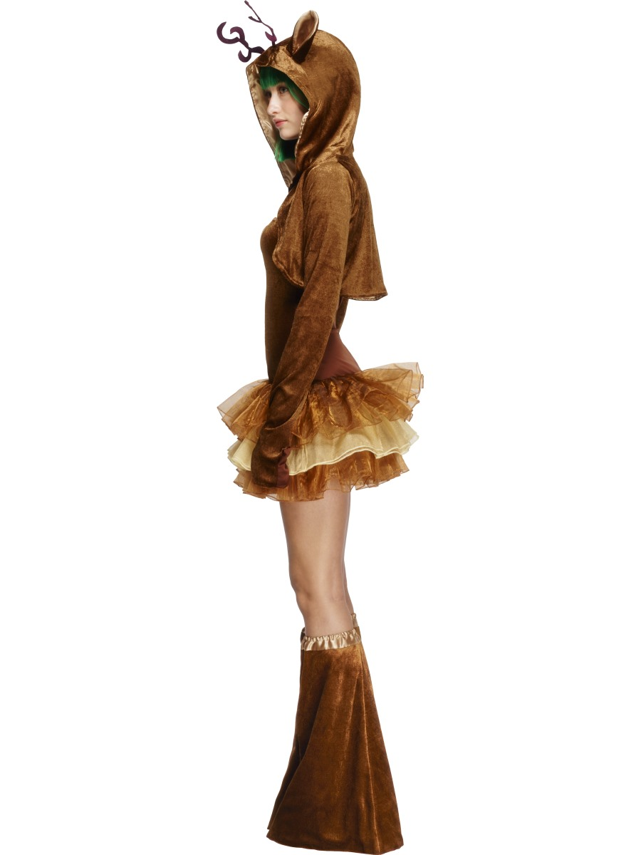 Sexy rudolph costume