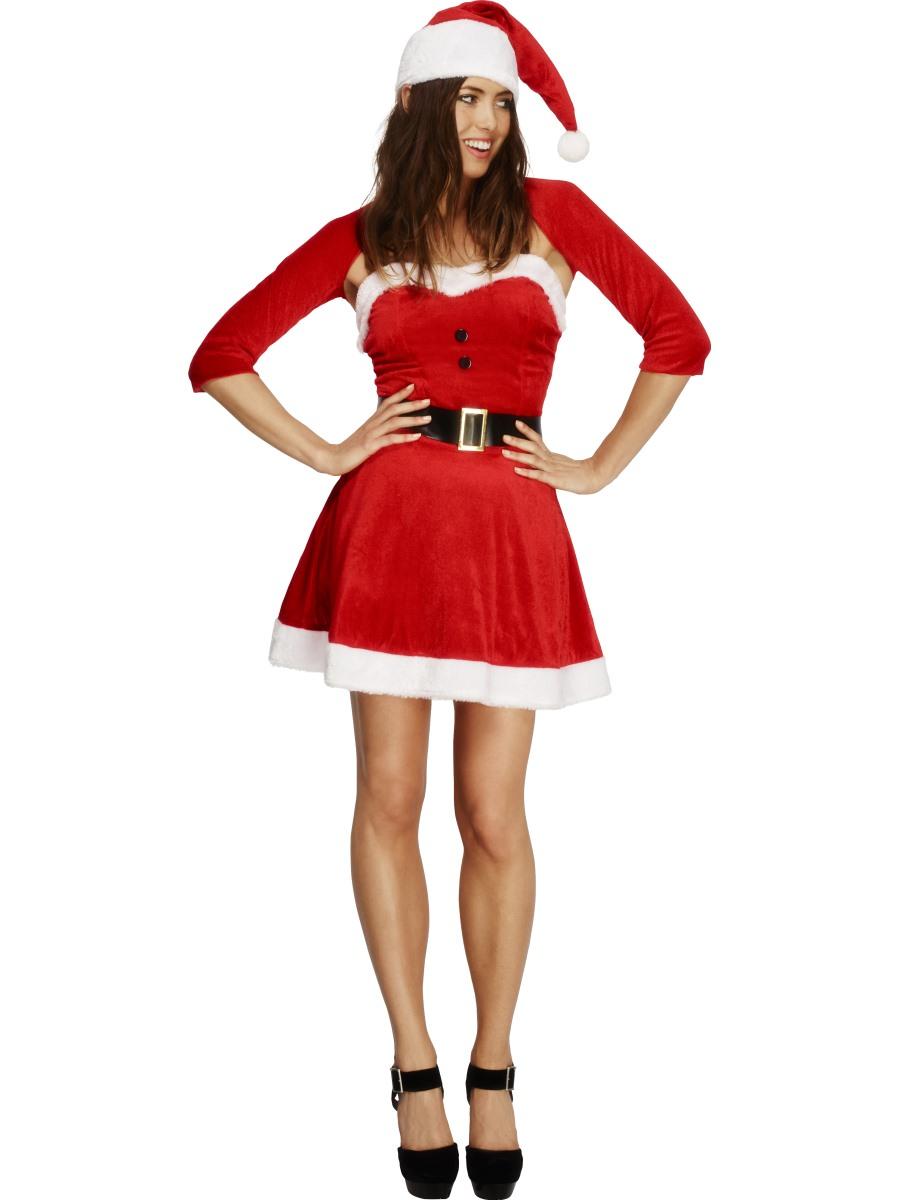 adult fever santa babe costume  20770  fancy dress ball