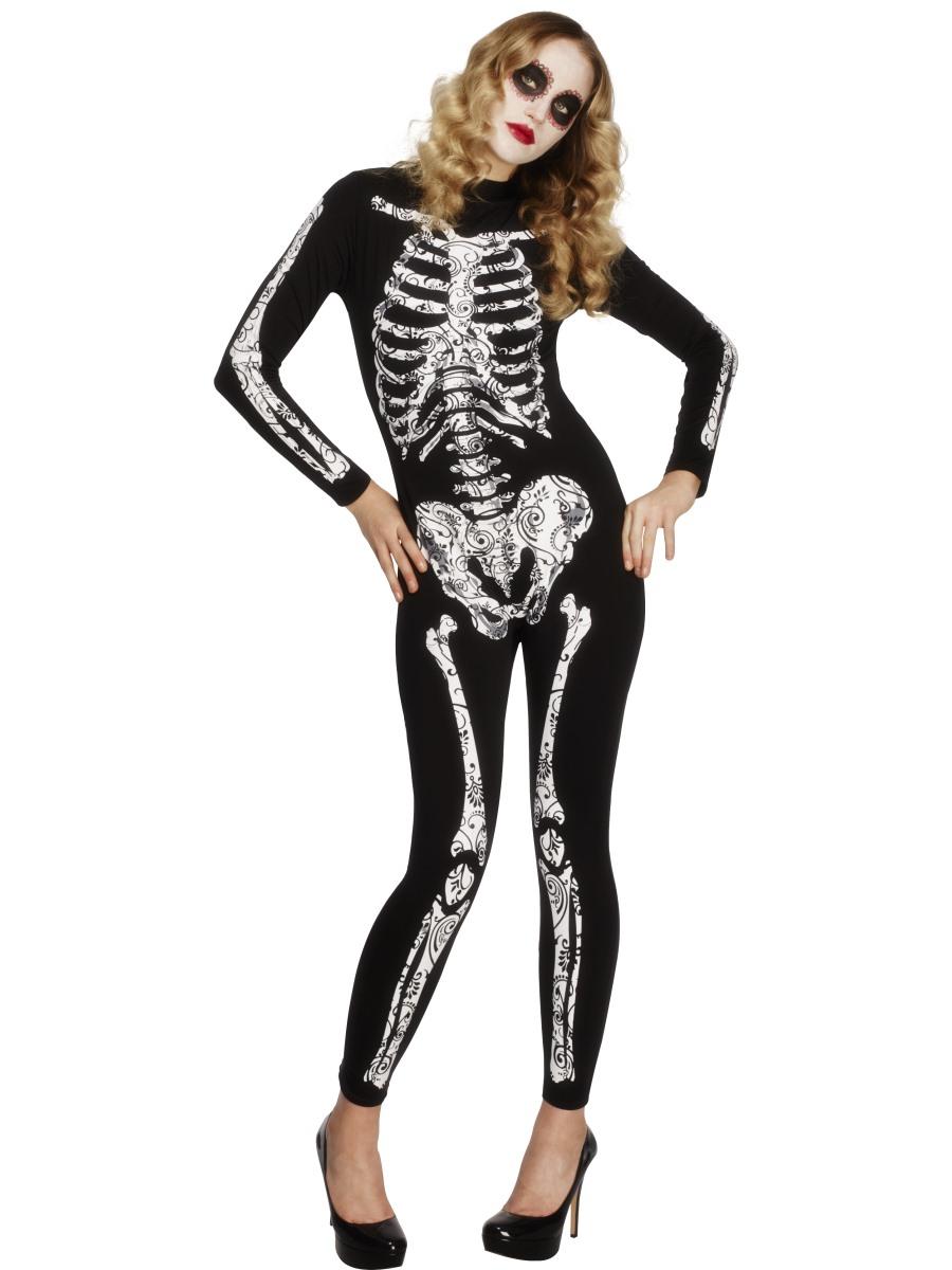 Adult Skeleton Costumes 27