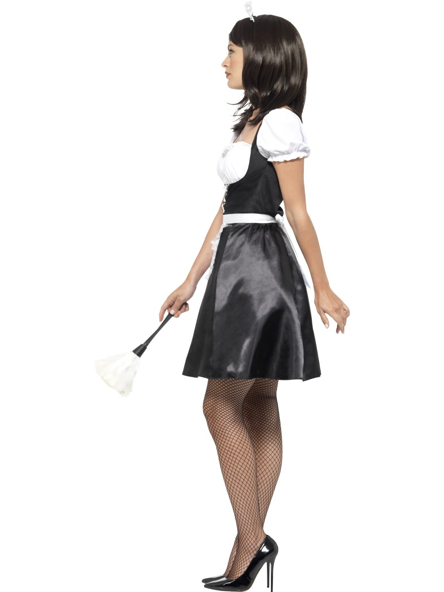 how to make a french maid costume