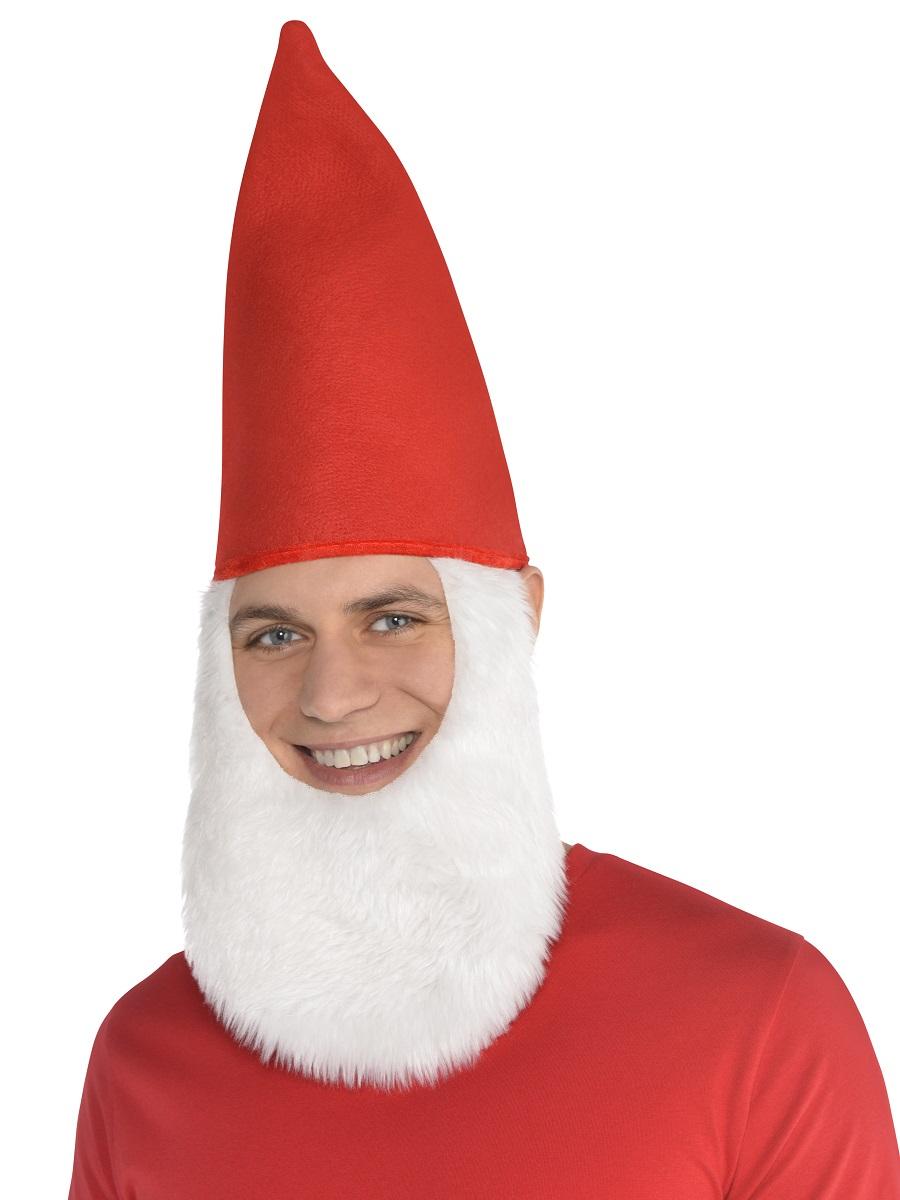 Adult Gnome Hat Amp Beard 845547 55 Fancy Dress Ball