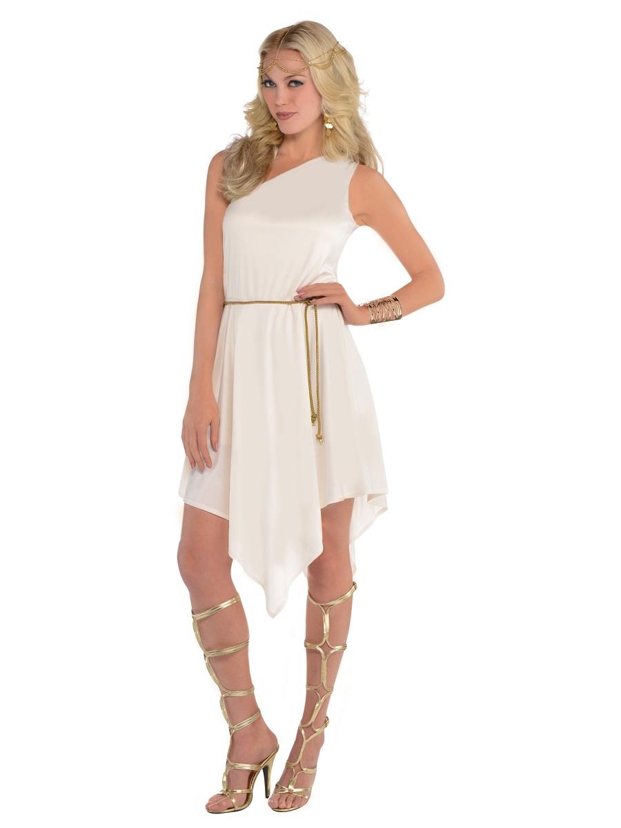 Adult Goddess Dress 845537 55 Fancy Dress Ball
