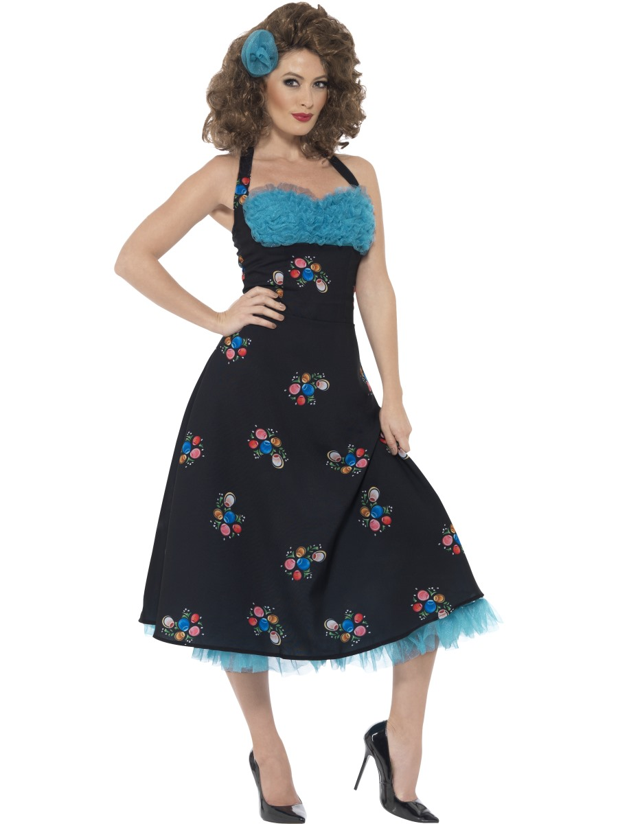 Adult Grease Cha Cha DiGregorio Costume - 42897 - Fancy