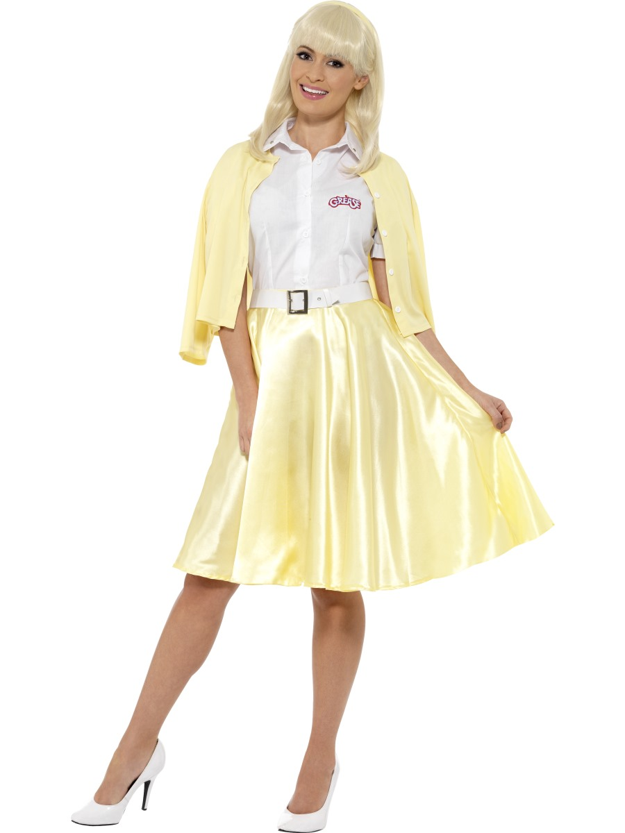 Adult Grease Good Sandy Costume  sc 1 st  Fancy Dress Ball & Ladies Grease Costumes | Fancy Dress Ball | The Online Fancy Dress Shop