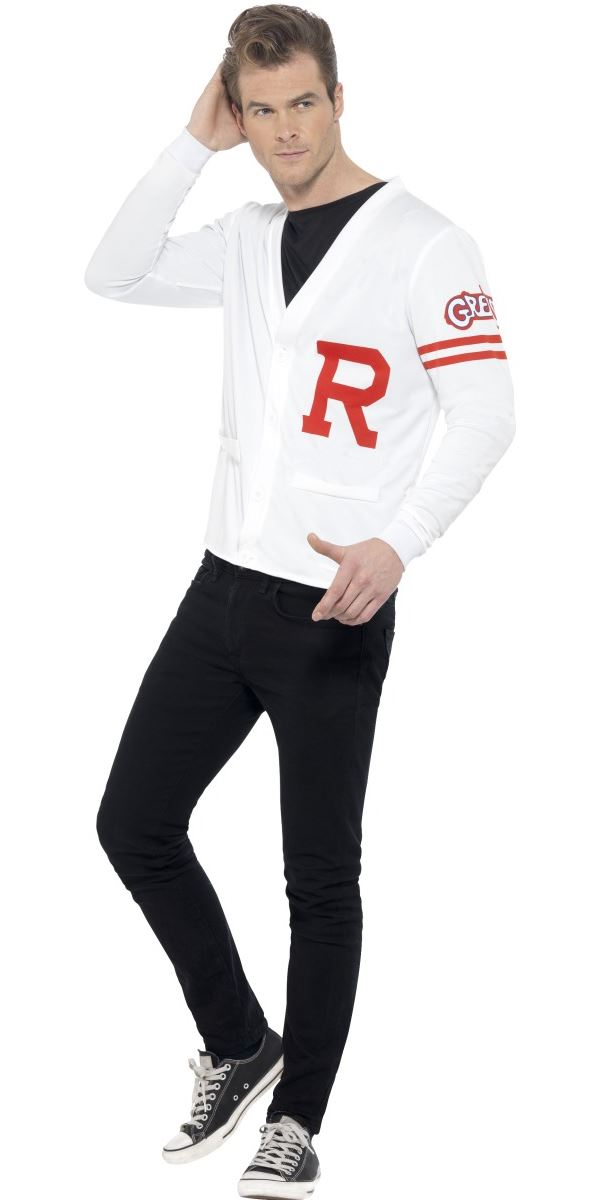 Adult Grease Rydell Prep Costume - 42898 - Fancy Dress Ball
