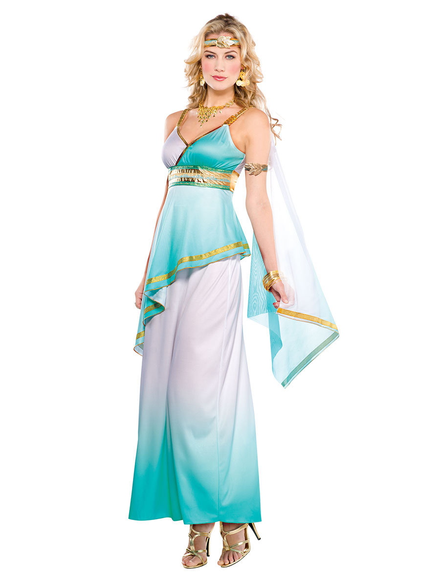 Adult Grecian Goddess Costume - 843619-55 - Fancy Dress Ball