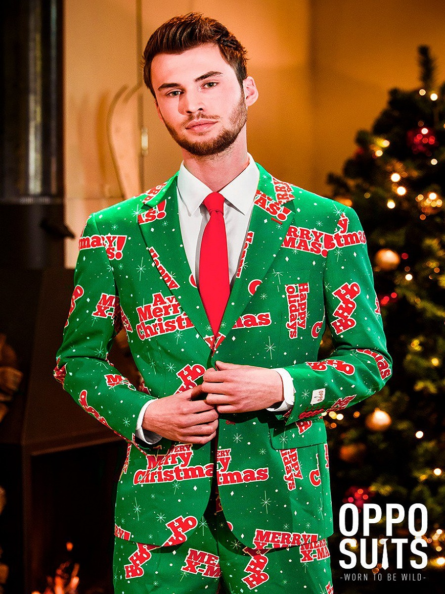 Adult Happy Holidude Oppo Suit - 0056 - Fancy Dress Ball