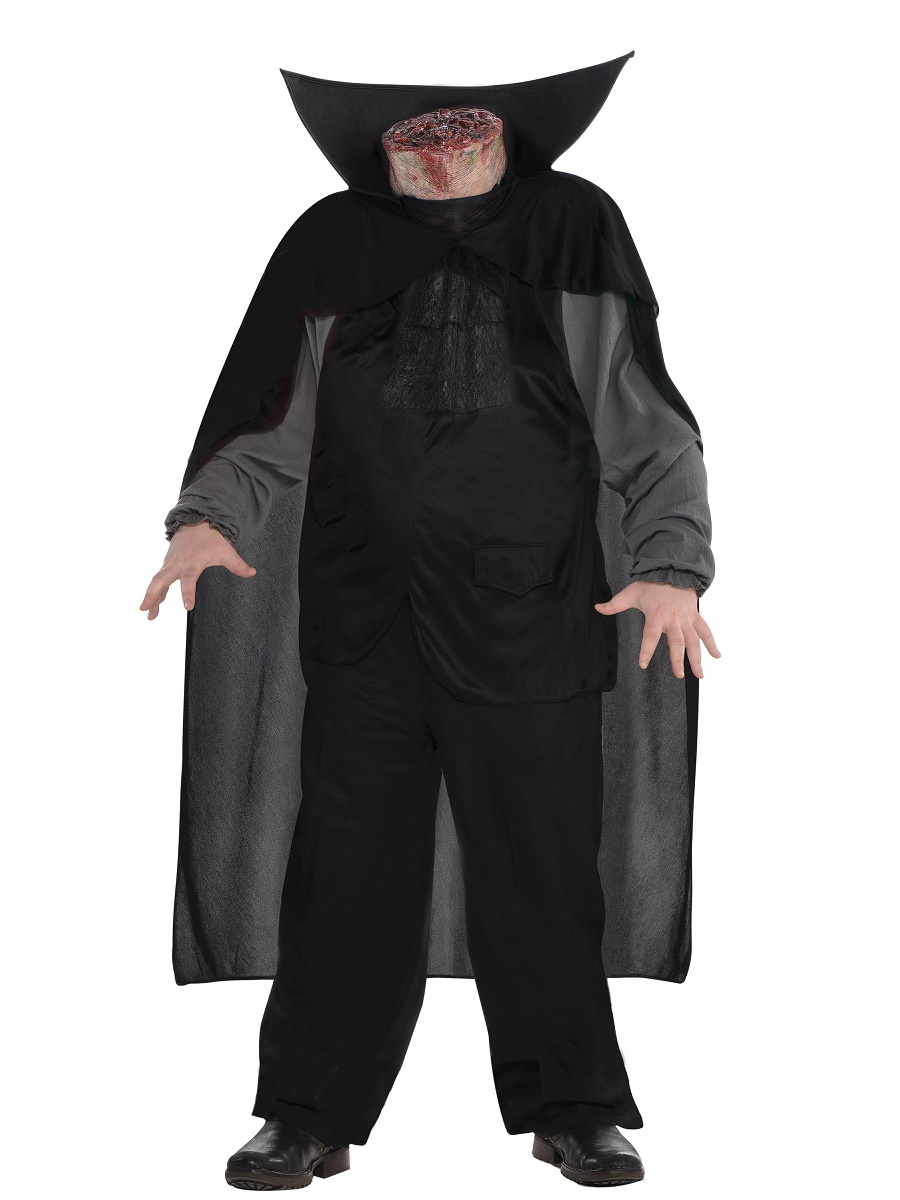 Adult Headless Horseman Costume 845775 55 Fancy Dress Ball