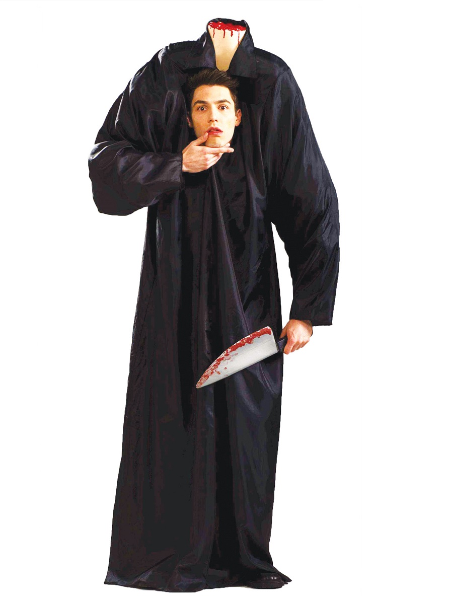 Kids Headless Halloween Costume