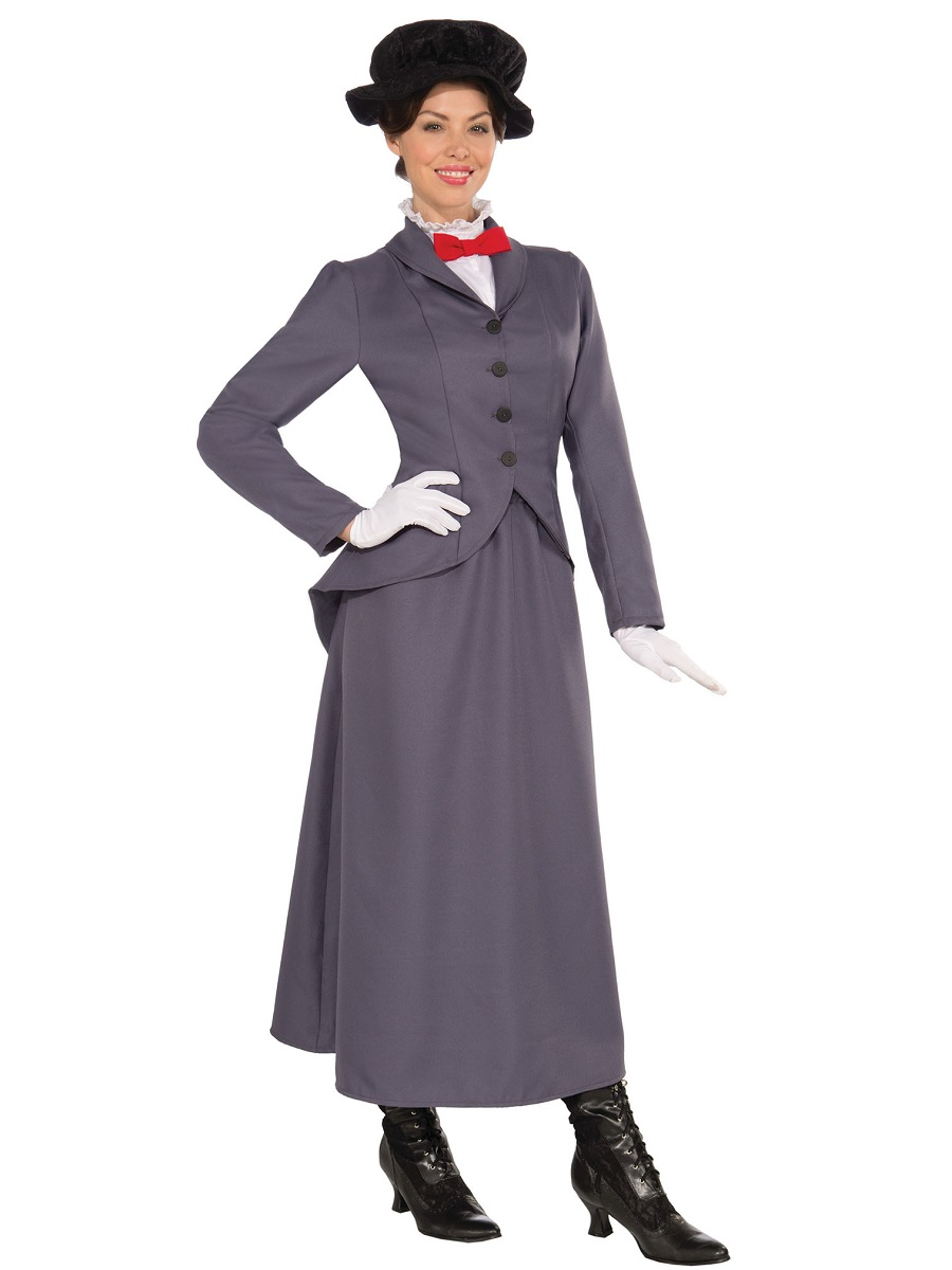 Adult Ladies Nanny Costume  sc 1 st  Fancy Dress Ball : victorian ladies costumes  - Germanpascual.Com