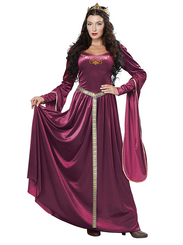 6f3e07cac143 Adult Lady Guinevere Costume - 01379 - Fancy Dress Ball