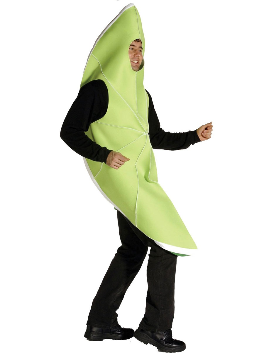 Adult Slice Of Lime Costume 7099 Fancy Dress Ball