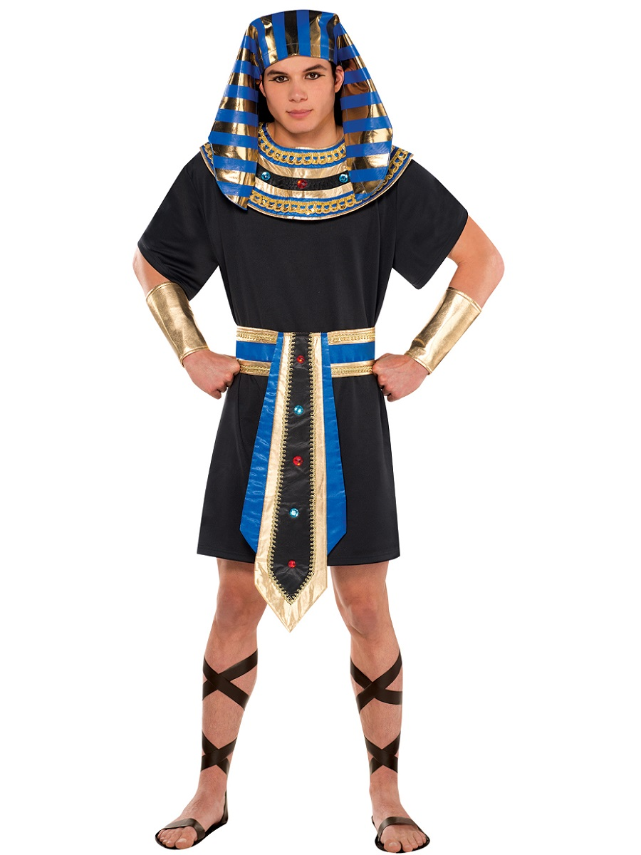 Adult Male Egyptian Costume  sc 1 st  Fancy Dress Ball & Adult Male Egyptian Costume - 843182-55 - Fancy Dress Ball