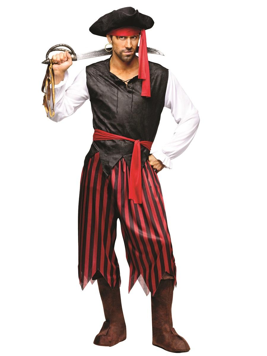 Pirate Adult Costume 59