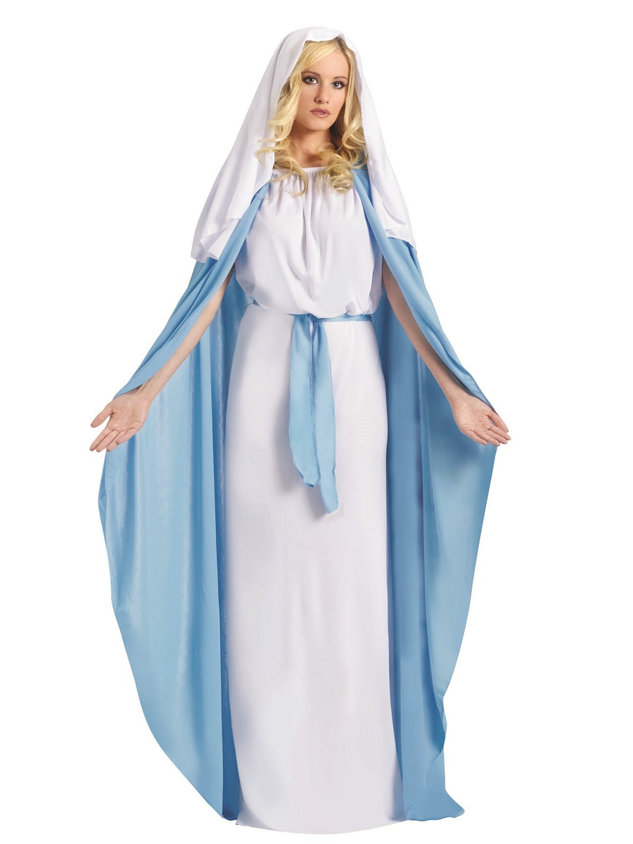 Adult Jesus Costume Thumbnail Adult Virgin Mary Costume Couples Costume  sc 1 st  Fancy Dress Ball & Adult Jesus Costume - 01315 - Fancy Dress Ball
