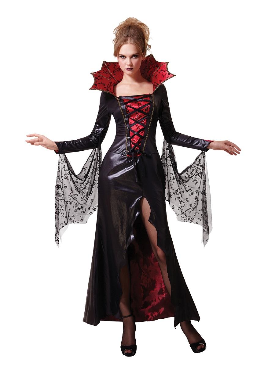 Vampiress Adult Costume 74