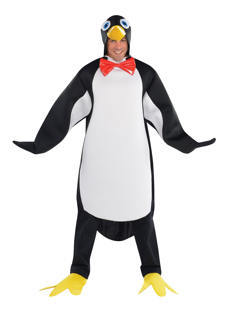 adult sized penguin costumes
