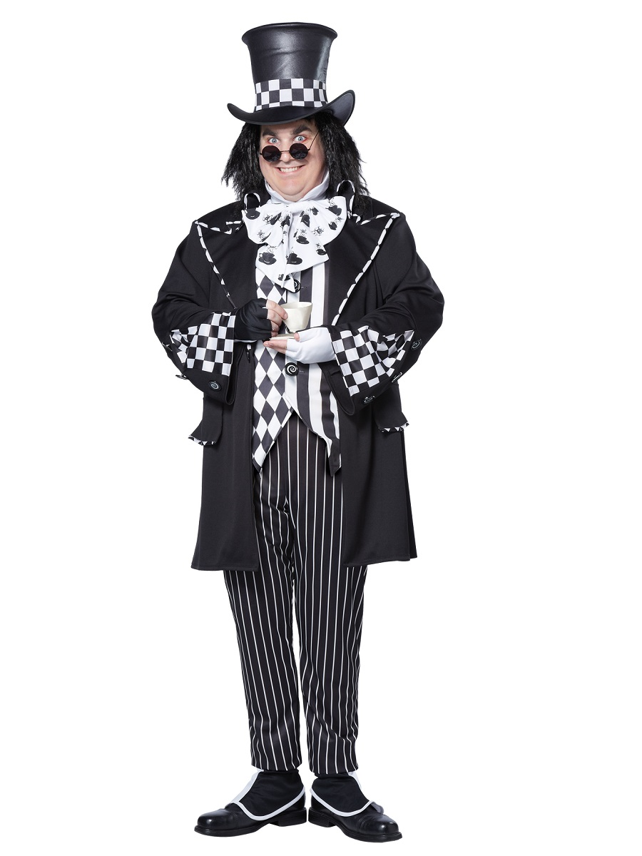 mad hatter costume - photo #35
