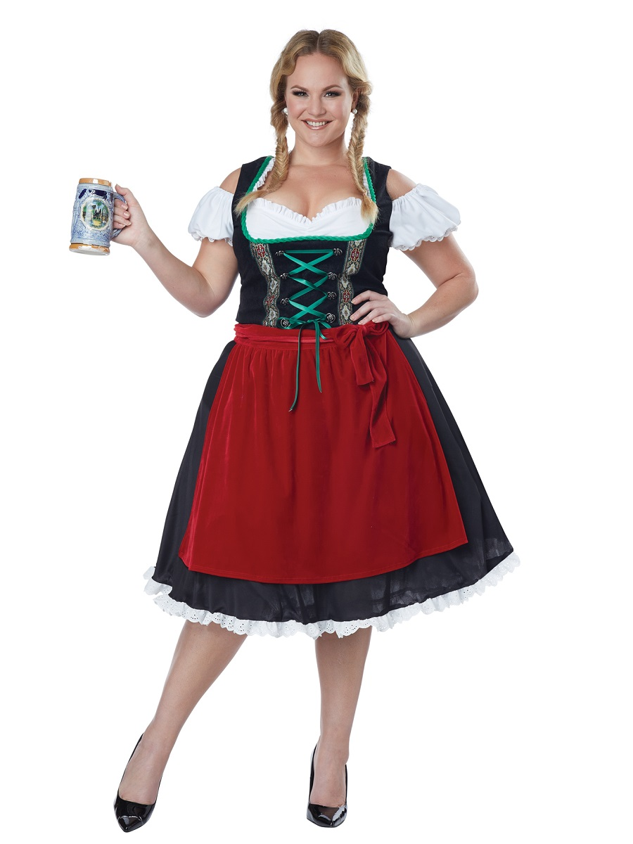 Adult Costume Plus Size 22