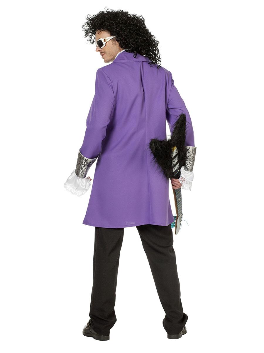 Adult Purple Rain Prin...