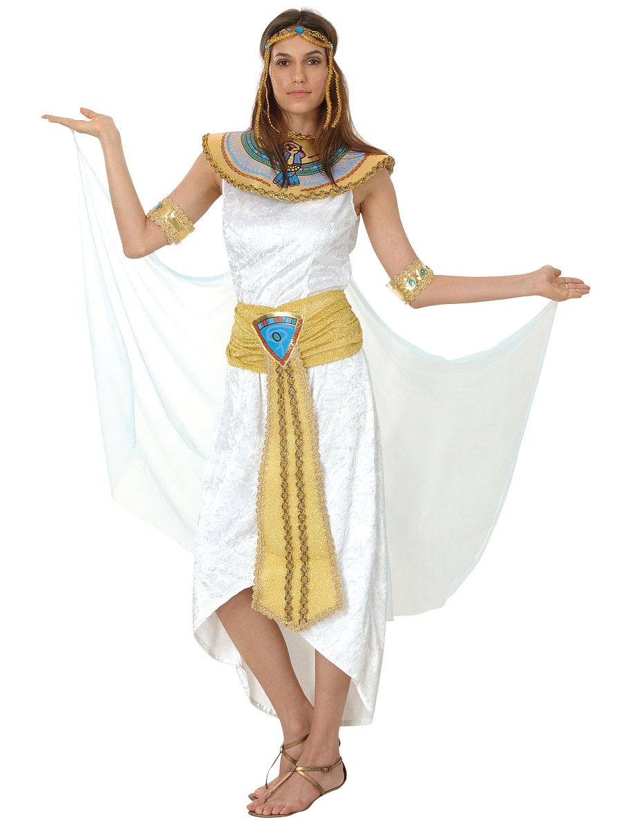 Adult Queen Of The Nile Costume Ac476 Fancy Dress Ball