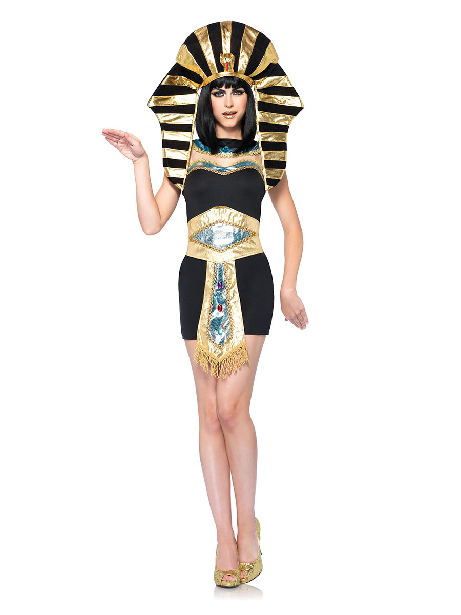 Sexy egyptian goddess costume