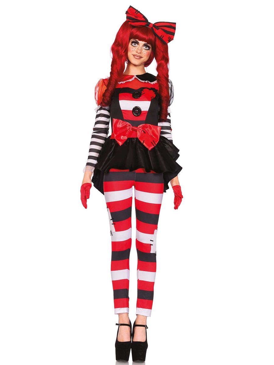 rag halloween Adult doll