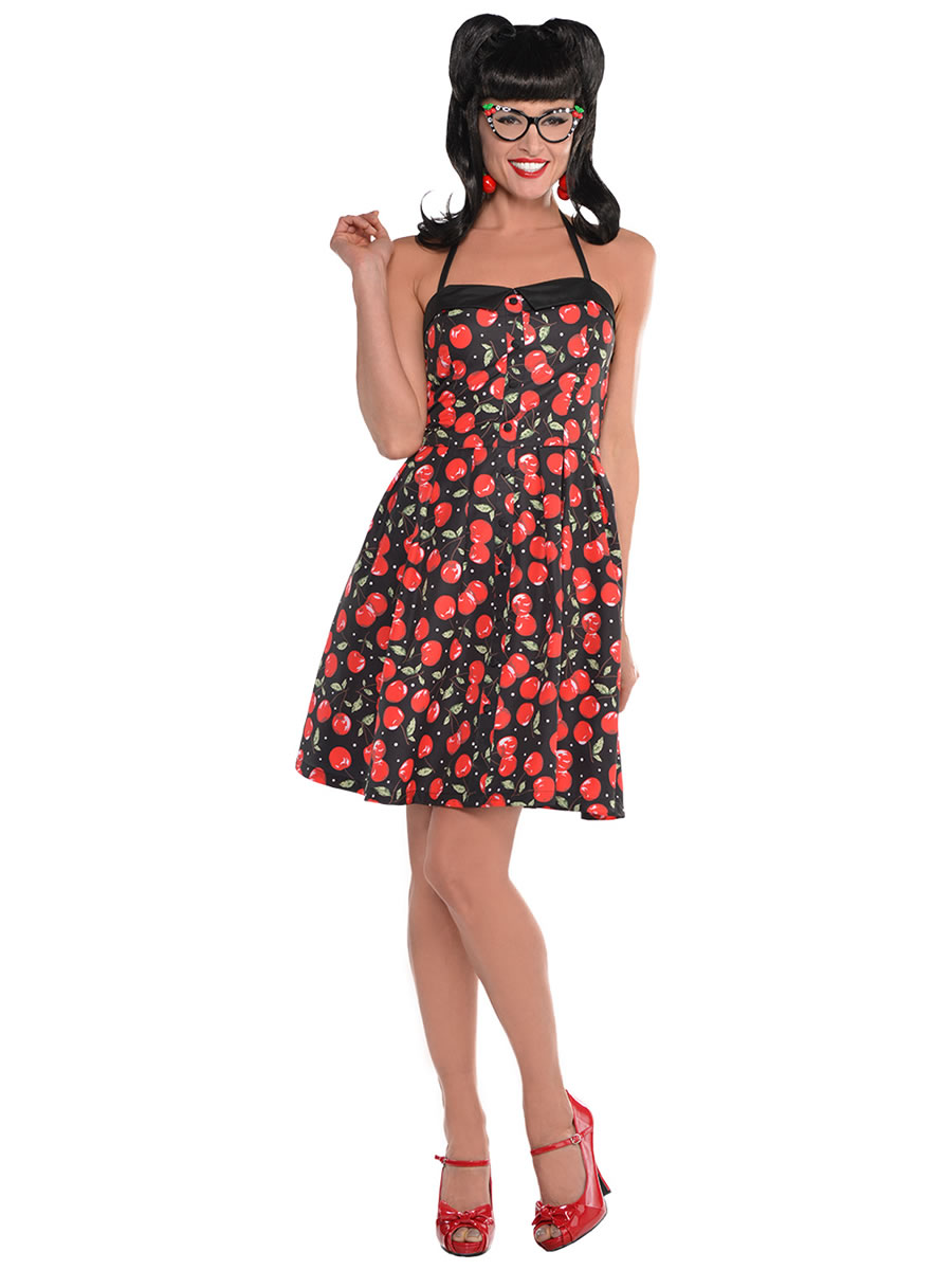 d786235500b26 Adult Rockabilly Dress - 845868-55 - Fancy Dress Ball