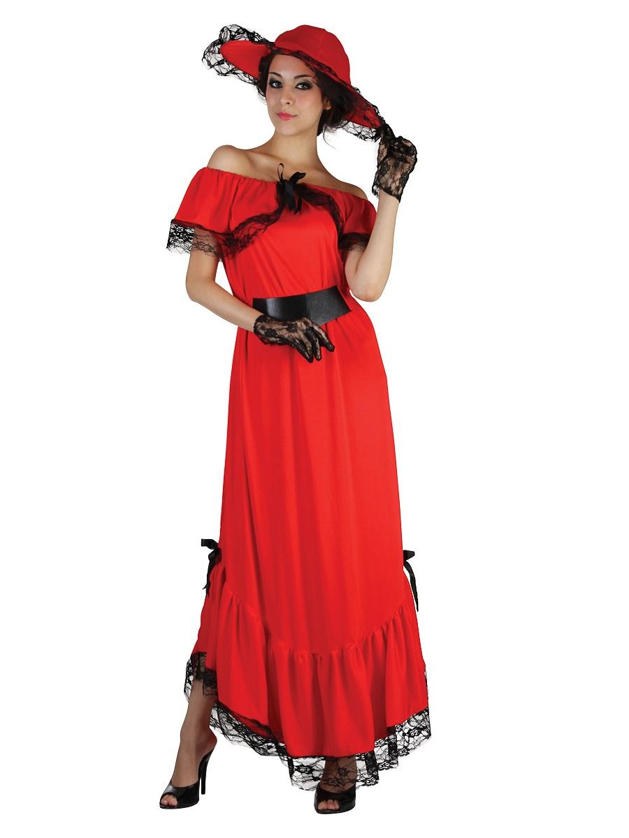 Adult Scarlet O Hara Costume - AC320 - Fancy Dress Ball 9b264e718