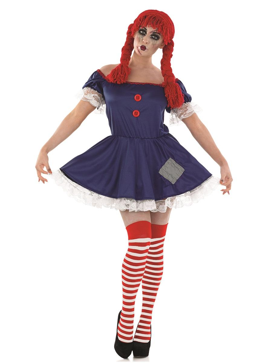 Rag Doll Halloween Costume
