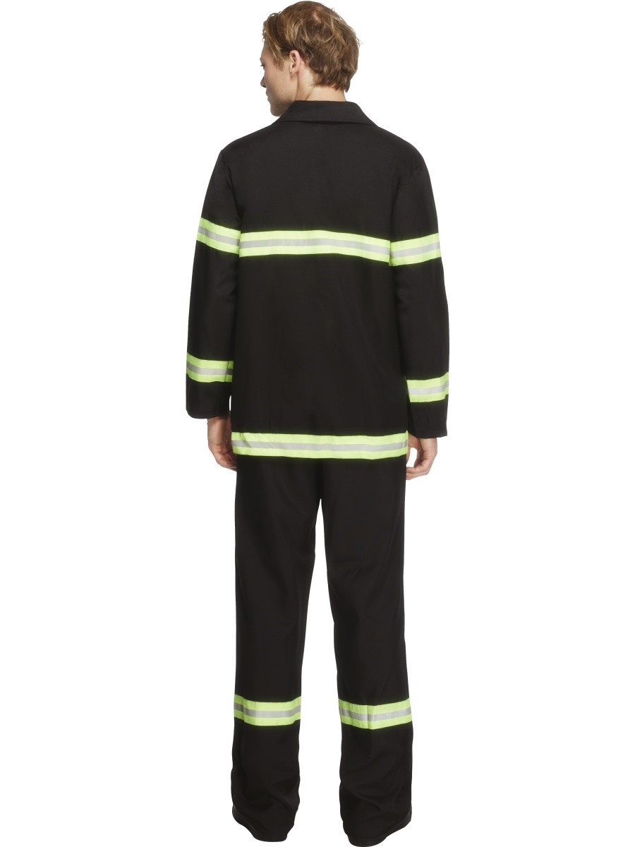 Sexy Fireman Costume - Fancy Dress and Party