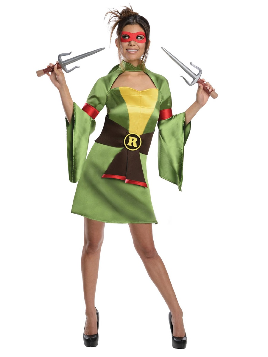 Adult costume ninja turtle