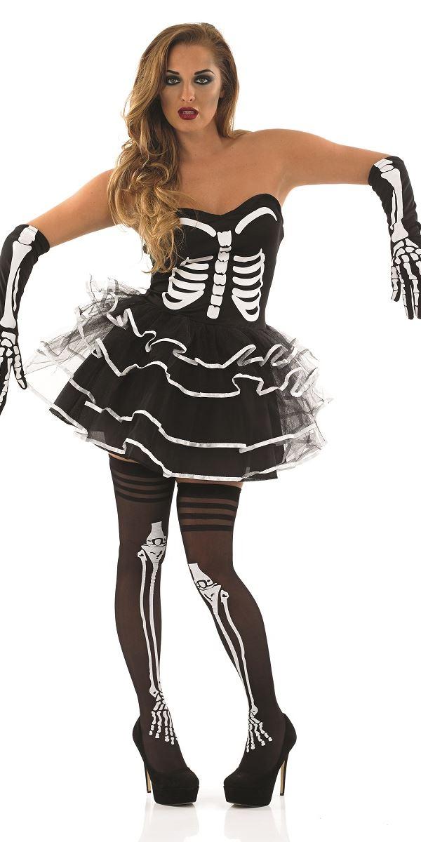 Adult Skeleton Costumes 55
