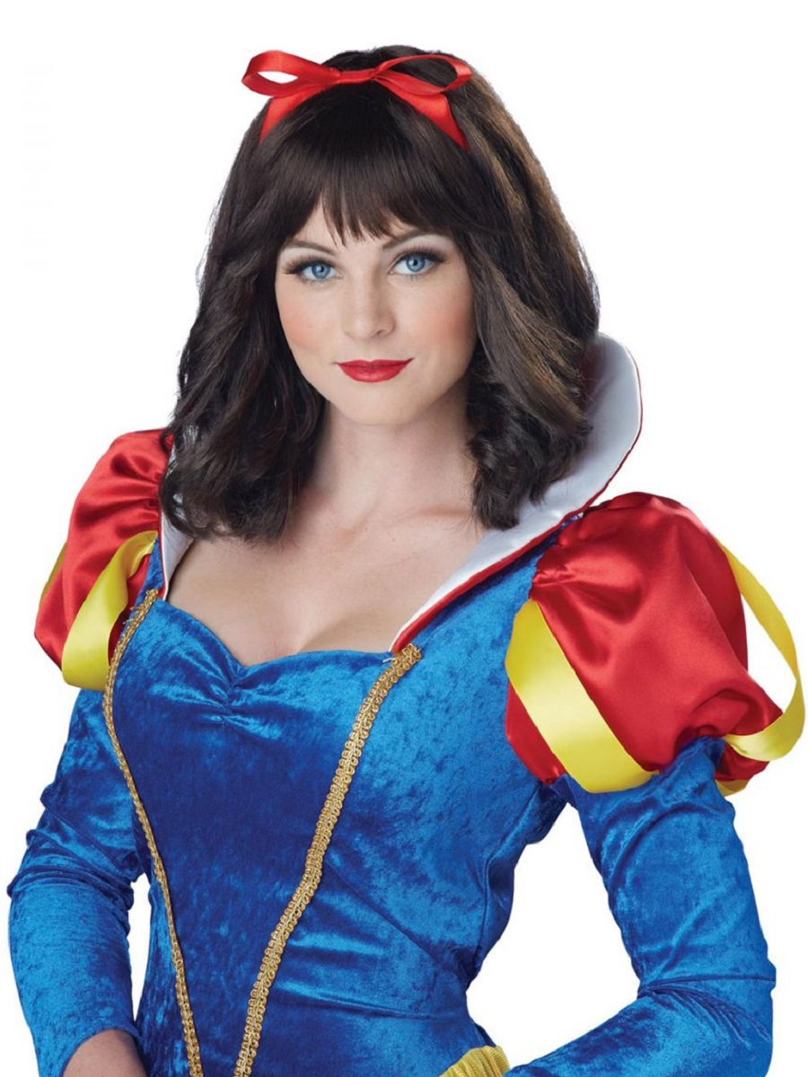 Snow White Adult Wig 101