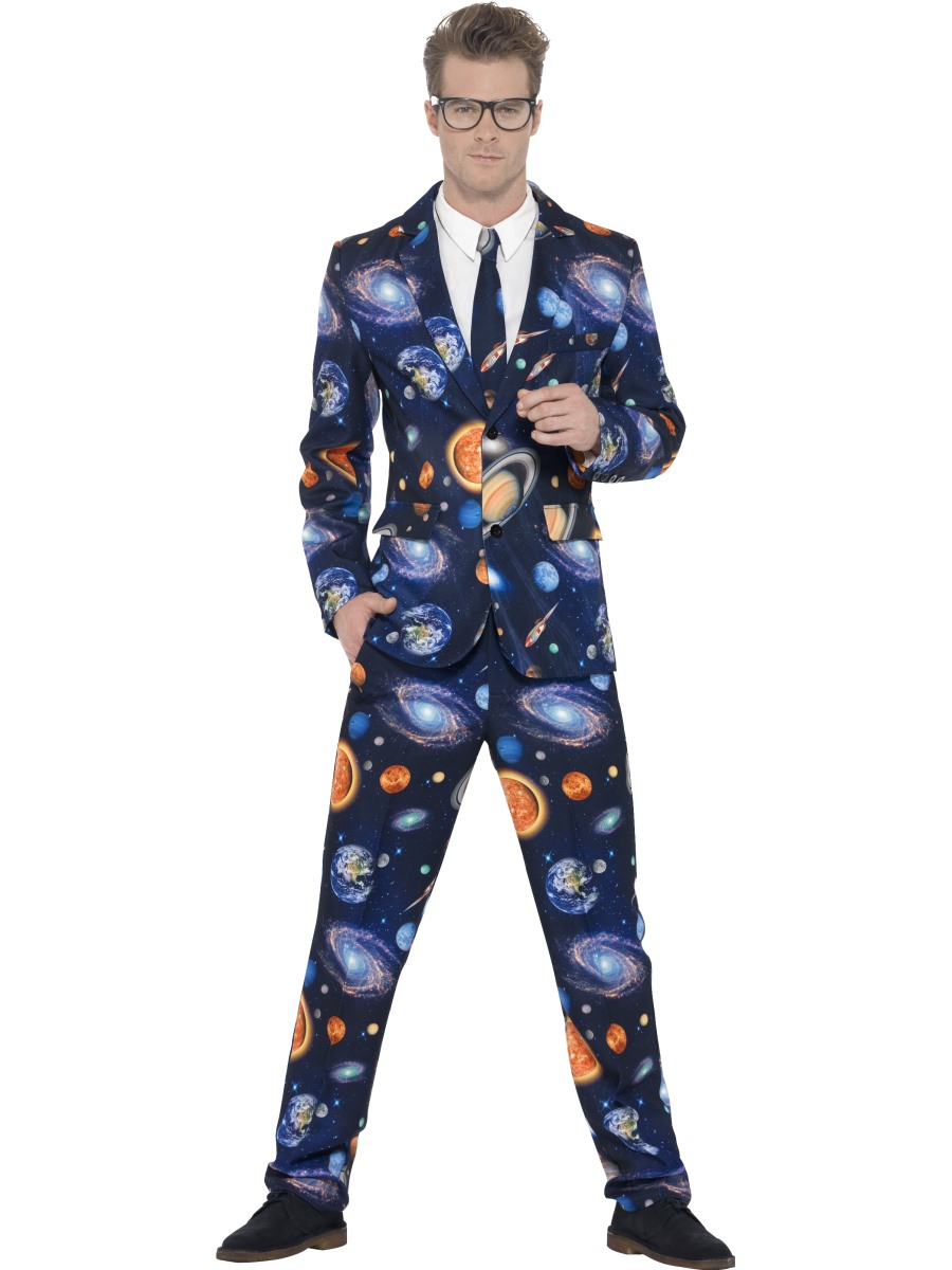 Adult Space Stand Out Suit  sc 1 st  Fancy Dress Ball & Adult Space Stand Out Suit - 41590 - Fancy Dress Ball