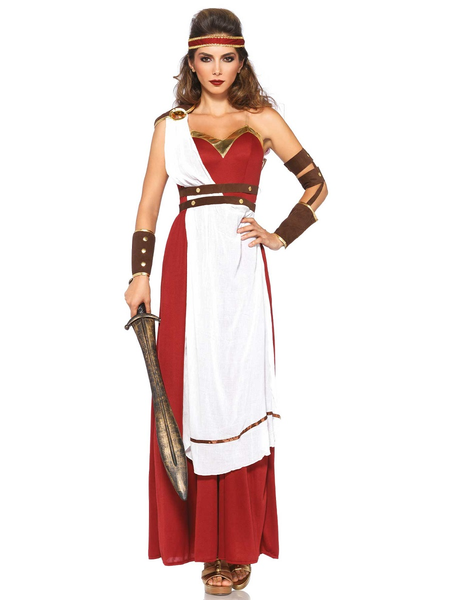 adult spartan goddess costume - Helen Of Troy Halloween Costume