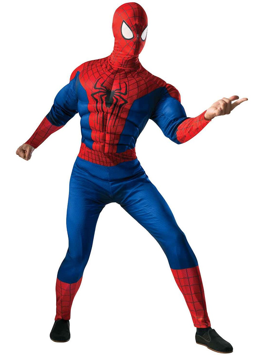 Adult Spiderman Costume 880605 Fancy Dress Ball