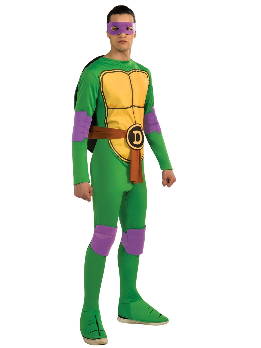Adult Teenage Mutant Ninja Turtles Donatello Costume  sc 1 st  Fancy Dress Ball & Adult Teenage Mutant Ninja Turtles Donatello Costume - 887249 ...