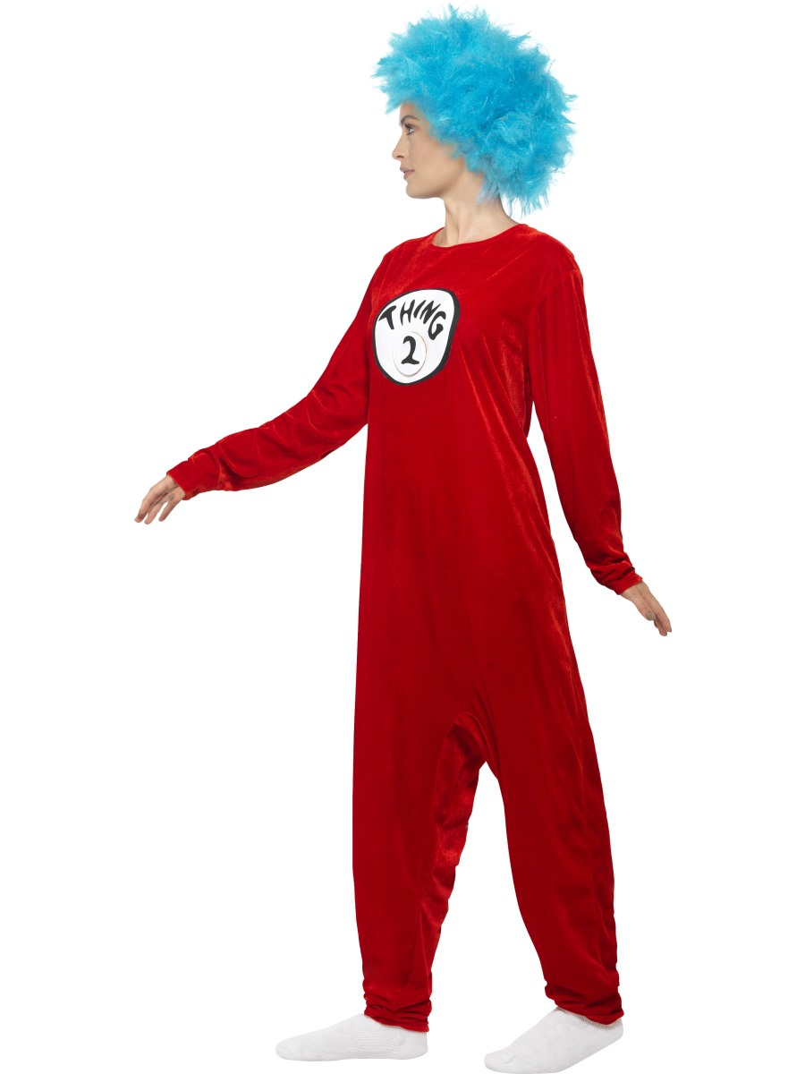 thing 1 or 2 costume 42922 fancy dress ball
