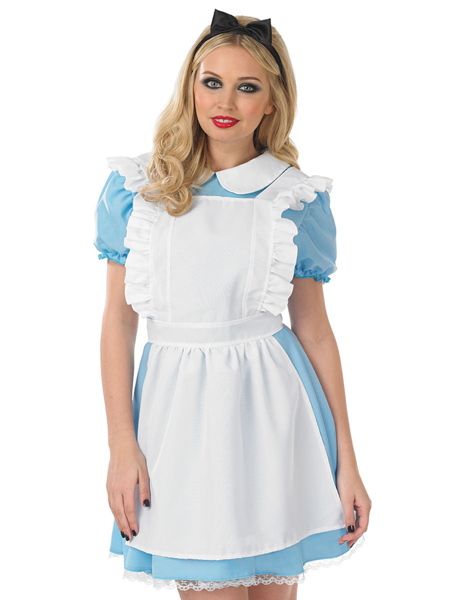 Alice in Wonderland Fancy Dress