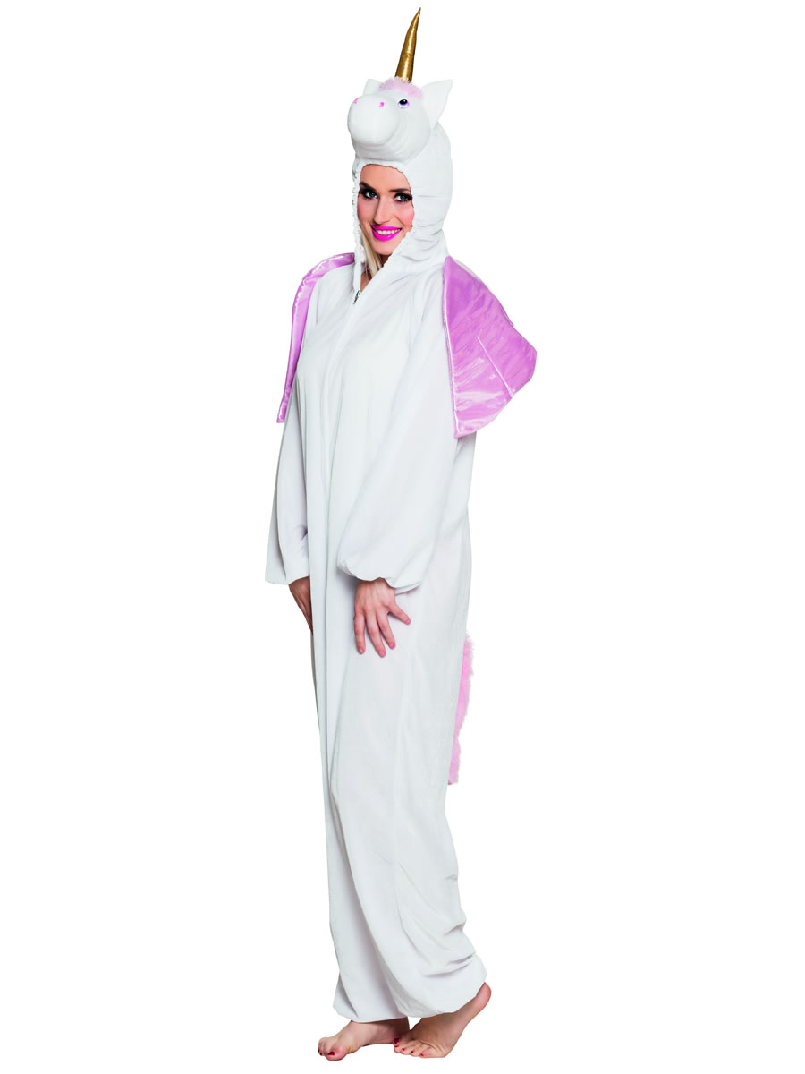 Adult Unicorn Costume - Side View · VIEW FULL IMAGE  sc 1 st  Fancy Dress Ball & Adult Unicorn Costume - 3100U - Fancy Dress Ball