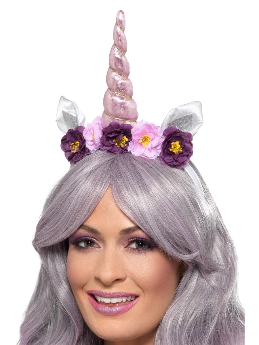 Adult Unicorn Headband 48881 Fancy Dress Ball