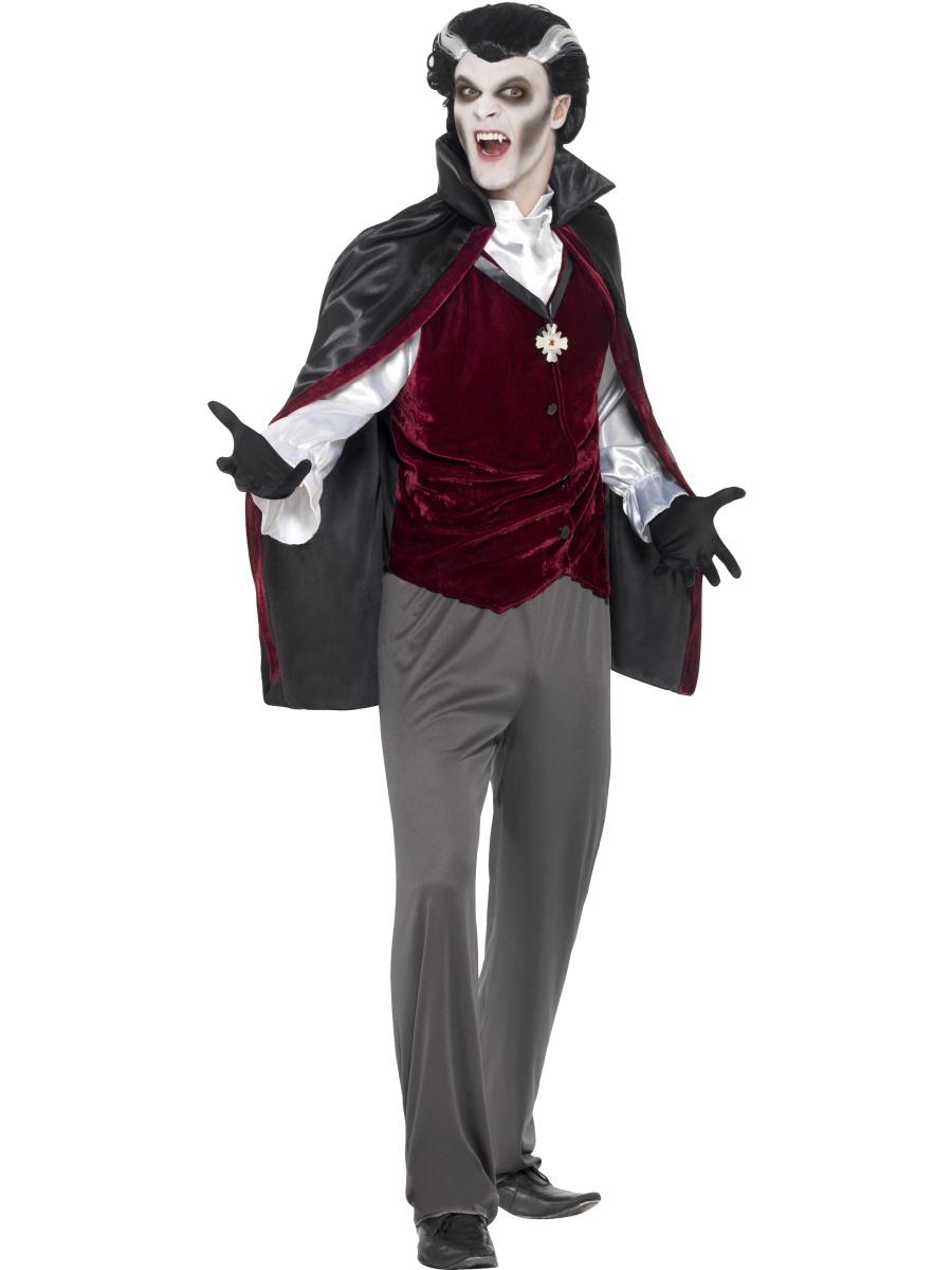 Vampire Adult Costume 35
