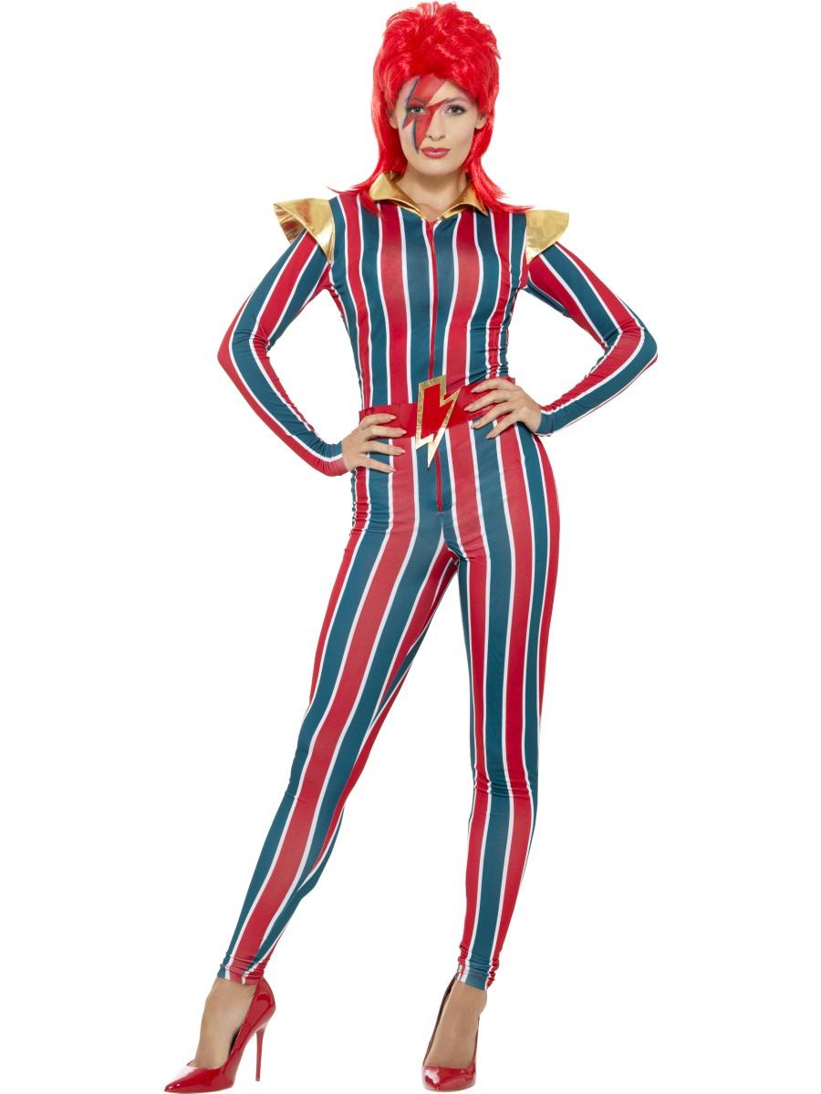 Ziggy Stardust Costume Adult Ziggy Stardust C...